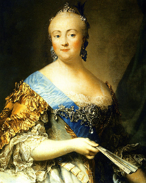 Tsarine Elisabeth Première