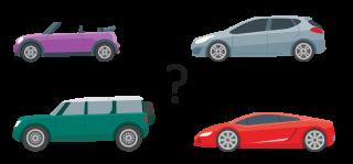 Choisissez bien  votre véhicule