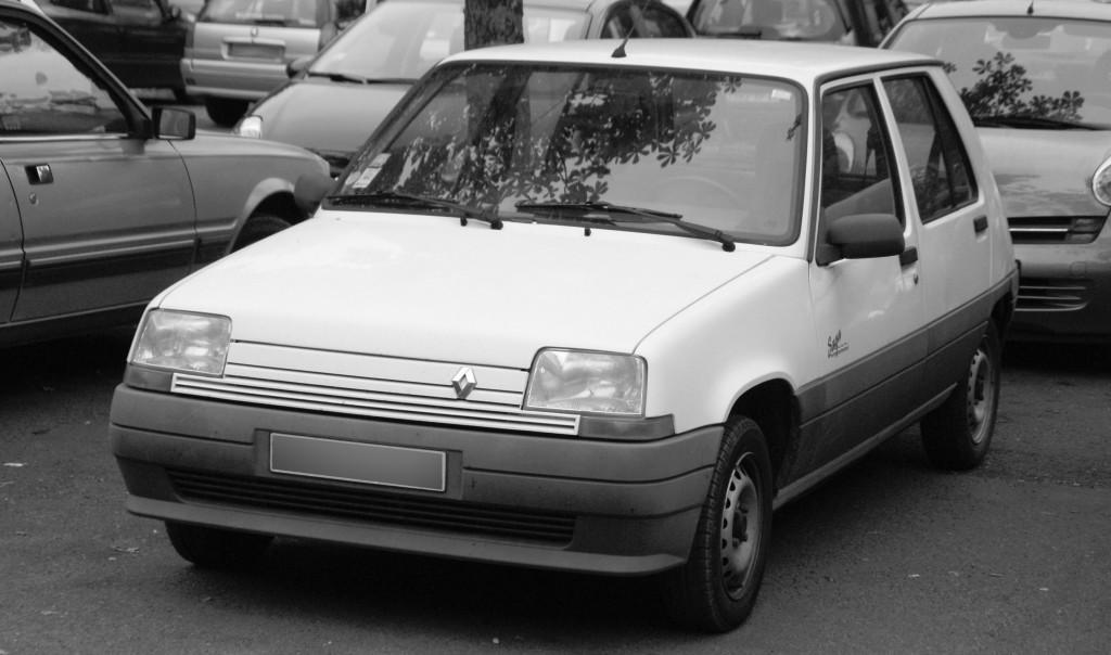 1985 La Renault Supercinq