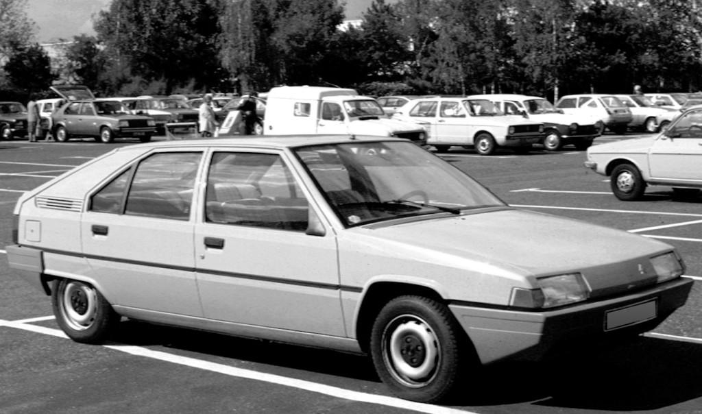 La Peugeot 405
