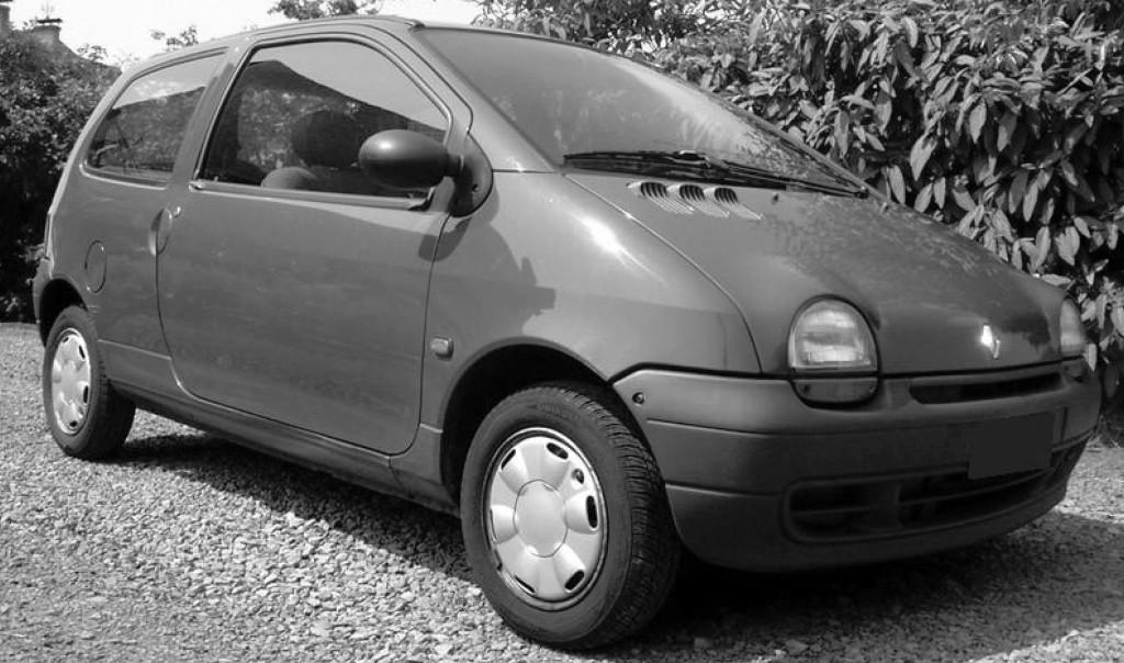1990 La Renault Twingo