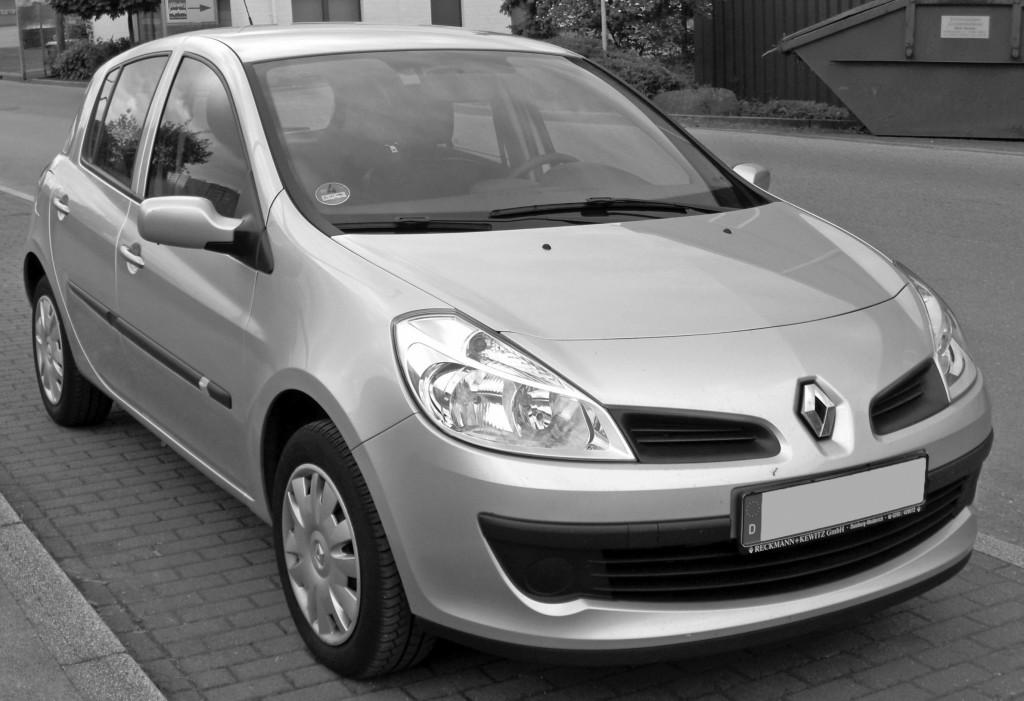 2006- La Clio 3
