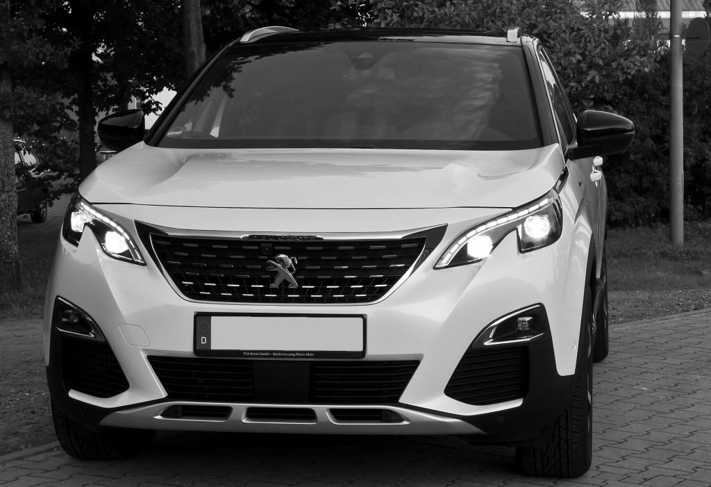 2017 - Peugeot 3008