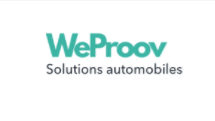 WeProov, la solution automobile